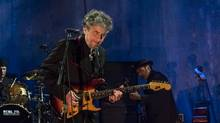 The 71-year-old Bob Dylan performed this week at the Capitol Theater in Port Chester, N.Y. (the new york times)