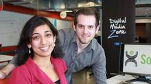 Kanika Gupta, Founder and Chief Catalyst Jesse Abramson, Product Lead