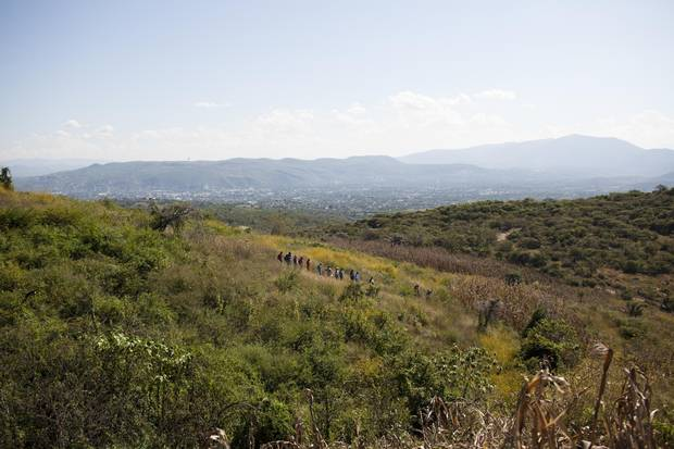 Searchers look for clandestine graves in the mountains surrounding Iguala, where the disappearance of 43 students in 2014 rocked Mexico and shook the world.