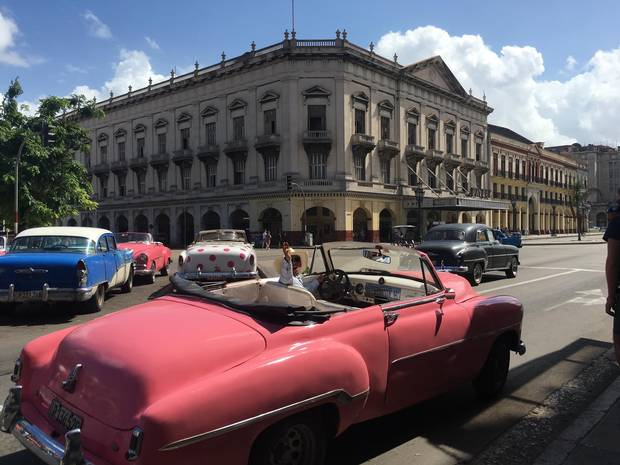 Tour Havana in in one of its many vintage cars.