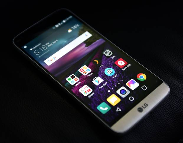 The LG G5 is among the most capable Android devices available.