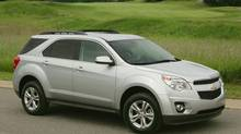 2010 Chevrolet Equinox (Ted Laturnus for The Globe and Mail)