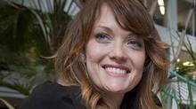 Amy Purdy, snowboarder, skateboarder, wakeboarder, actor, inspirational speaker and is also a double leg amputee photographed in Montreal on Monday, April 23, 2012 THE GLOBE AND MAIL/Peter McCabe (Peter McCabe/The Globe and Mail)