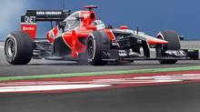 Marussia F1 driver Timo Glock (Alberto Saiz/The Associated Press)