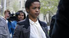Lauryn Hill owes back taxes. (Mel Evans/AP)