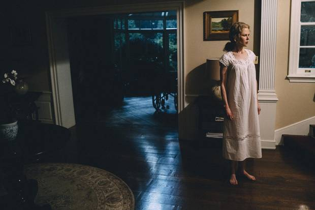 Director Yorgos Lanthimos says The Killing of a Sacred Deerisn't a horror film but it does flirt with the genre.