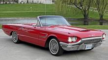 1965 Thunderbird owned by Barry Carson