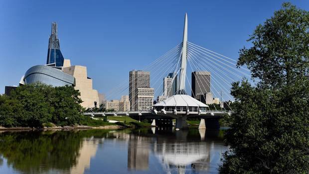 Winnipeg, Manitoba.