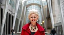 NRStor Inc. CEO Annette Verschuren, a judge on The Globe and Mail's Innovators at Work contest, suggests Canada's economy is relying too much on its bounty of natural resources. 'I love Canada, but sometimes that's a disadvantage.' (Galit Rodan For The Globe and Mail)