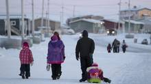The Globe's 'Artic Circle' panel of experts and leaders is discussing seven key questions about Northern issues. Their responses and conversations will appear throughout the week on GlobeDebate (Peter Power/The Globe and Mail)