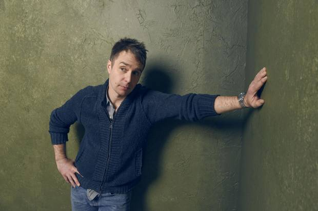 Actor Sam Rockwell of Don Verdean poses for a portrait at the Village at the Lift Presented by McDonald's McCafe during the 2015 Sundance Film Festival on Jan. 27, 2015 in Park City, Utah.