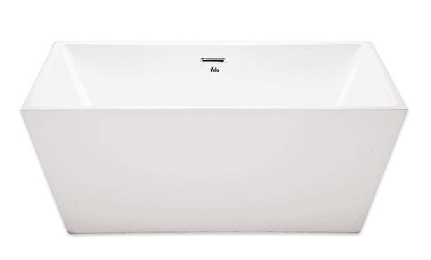 Vera 67-inch acrylic free-standing bathtub, $1,299 at Tubs.