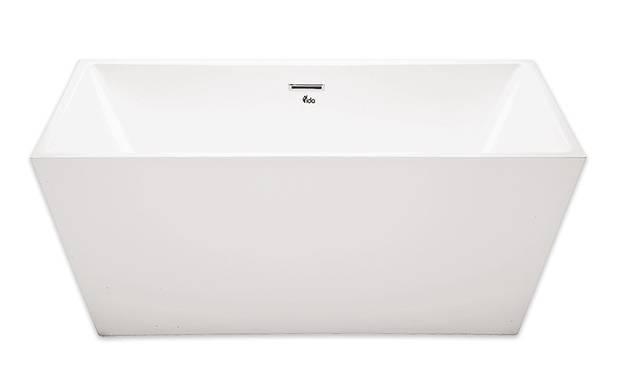 Vera 67-inch acrylic free-standing bathtub, $1,299 at Tubs.