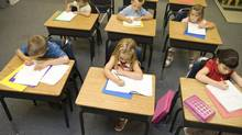 No matter the age, some children do feel very anxious about going back to school, especially if its a new school. (Thinkstock/Thinkstock)