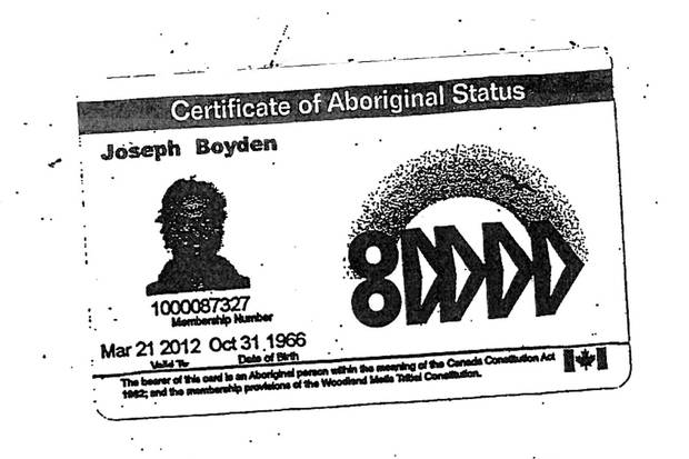 The Making Of Joseph Boyden Indigenous Identity And A Complicated