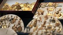 This week will be crucial to gold investors and speculators as they analyze U.S. and European economic statistics to plan for the next 12 months. (Victor J. Blue/Bloomberg/Victor J. Blue/Bloomberg)