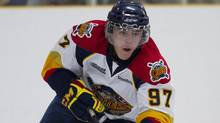 Erie Otters forward Connor McDavid (Peter Power/The Globe and Mail)