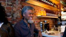 Roland Jean at Rhum Corner (Galit Rodan/The Globe and Mail)