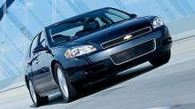 2012 Chevrolet Impala (GM/General Motors)