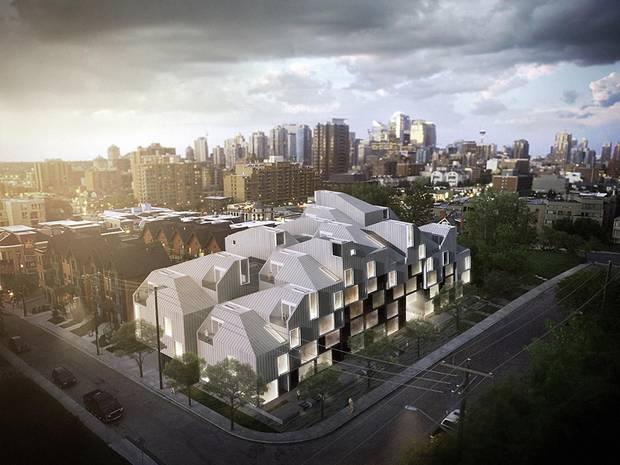 Chief Urban Designer says that RNDSQR's developments 'exemplify how to sensitively insert density into establish communities.'
