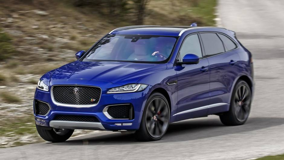 Jaguar S First Suv Expected To Provide Massive Sales Increase In