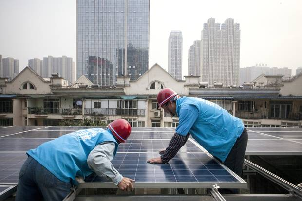 In 2016, that cost for solar tumbled an astonishing 27 per cent, enough to now tip some countries into a place where solar projects are winning open-bid electricity contracts over other forms of power.