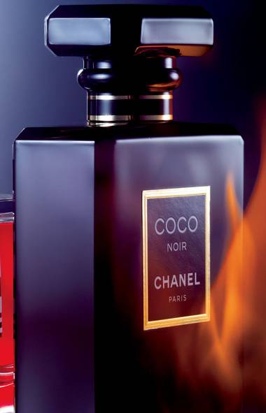 "Chanel's Coco Noir: Masterminded by Chanel's in-house perfumer Jacques Polge and described as a ""great nocturnal Baroque,"" this darker descendent of Coco and Coco Mademoiselle draws on jasmine, sandalwood, patchouli and vanilla to conjure their namesake's adventures in Venice with her lover Boy Capel. Starts subtle, then escalates quite enticingly. $158 for 100 ml at Chanel counters across Canada. (Liam Mogan for The Globe and Mail)"