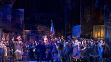 "A scene from the Canadian Opera Company's production of ""La Boheme"" (Canadian Opera Company)"