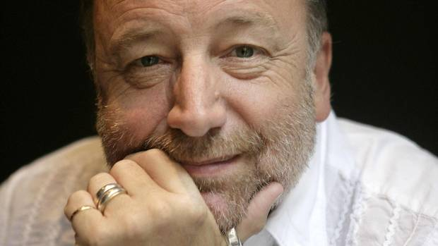 Former Joy Division bassist Peter Hook writes in a new memoir that he was abused by his ex-wife, comedian Caroline Aherne.