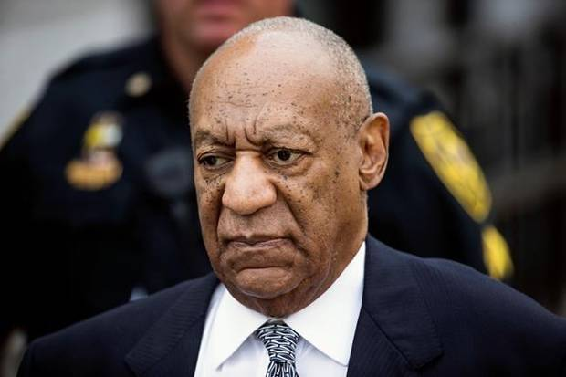 Aug. 22, 2017: Bill Cosby departs after a pretrial hearing at the Montgomery County Courthouse in Norristown, Pa.