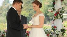 After more than eight seasons, Seeley Booth (David Boreanaz) and Temperance Brennan (Emily Deschanel) are getting married on Bones.