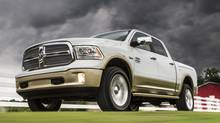 2013 Dodge Ram (Chrysler)