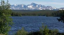 A view of Fish Lake, which is at the centre of a continuing dispute between B.C. first nations and Taseko Mines Ltd. The lake is 125 kilometres southwest of Williams Lake in the traditional territories of the Xeni Gwet'in First Nation. (Xeni Gwet'in First Nation)