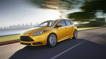 2013 Ford Focus ST (Ford)