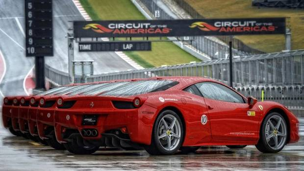 To Pilot A Ferrari For The First Time Is A Seminal