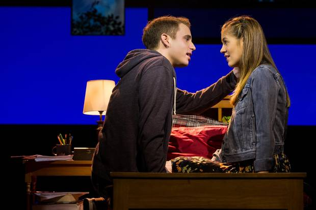 Like Come from Away, Dear Evan Hansen is a rarity on the Great White Way – an entirely original musical, not based on a film, a play or even a book.