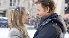"Sarah Jessica Parker and Greg Kinnear in a scene from ""I Don't Know How She Does It"" (Craig Blankenhorn)"