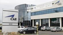 Under the Asian contract, CAE will provide training on helicopter and fixed-wing aircraft over the next 25 years. (Paul Chiasson/The Canadian Press)