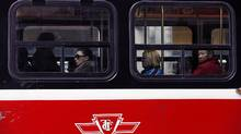 The TTC is a top priority for many councillors. Money is needed to maintain rush-hour and off-peak service and to buy buses for those routes. (Deborah Baic/The Globe and Mail/Deborah Baic/The Globe and Mail)