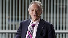 Postmedia Network president and CEO Paul Godfrey. (Darren Calabrese For The Globe and Mail)