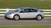 2012 Chevrolet Volt (GM/GM)