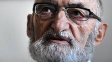 Henry Morgentaler, shown in 2008, launched the lawsuit in 2002 aimed at forcing the New Brunswick government to pay for abortions. The case was in limbo after he died in May, 2013, and has now been dropped. (KEVIN VAN PAASSEN/THE GLOBE AND MAIL)
