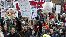 Student protests, faculty salaries – connect the dots (The Canadian Press)