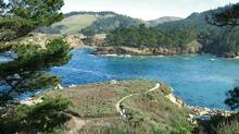 Point Lobos at Carmel-by-the-Sea, California. (CarmelCalifornia.com)