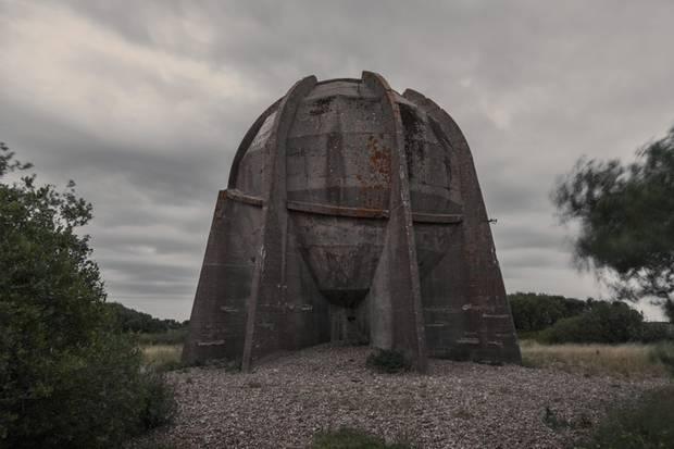 Monument as Ruin (2011-2014), Agnes Etherington Art Centre, Queen's University.