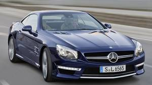 <p>2013 Mercedes-Benz SL 65 </p>