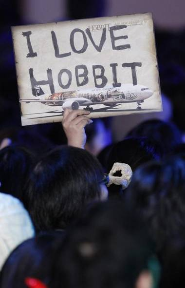 I love Hobbit too. Roasted, with Ent salad and Orc pudding. The feet make a great midnight snack once the hairs have been burnt off.
