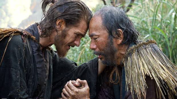 Silence is the latest Martin Scorsese film.
