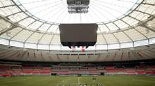 B.C. Place in Vancouver, B.C. (DARRYL DYCK/THE CANADIAN PRESS)
