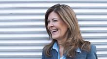 FILE PHOTO: Joan Crockatt, former journalist, now media personality is the Conservative candidate in Calgary Centre-by election. (Chris Bolin Photography For The Globe and Mail)